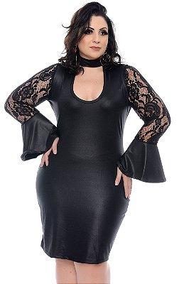 Vestido Plus Size Kathy