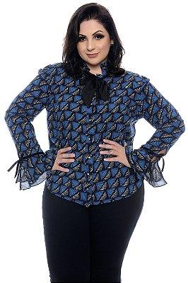 Camisa Plus Size Wanda