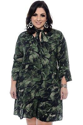 Vestido Plus Size Dhelma