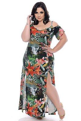 Vestido Plus Size Cilanne
