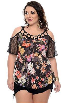 Blusa Plus Size Lindy