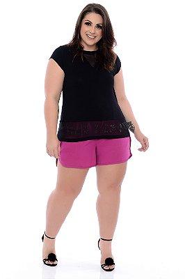 Blusa Plus Size Janys