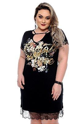 Vestido Plus Size Marya