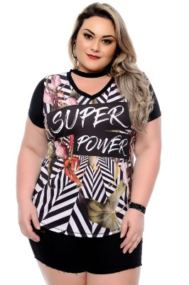 T-Shirts Plus Size Marlett
