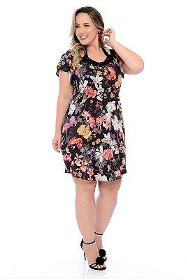 Vestido Plus Size Kethysa