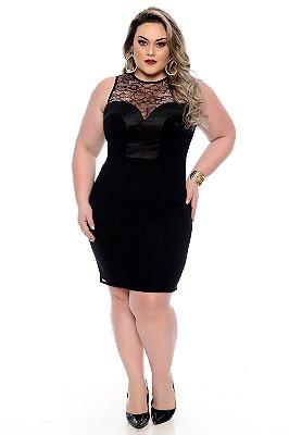 Vestido Plus Size Rissiane