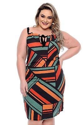 Vestido Plus Size Carmine