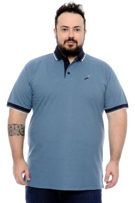 Polo Plus Size Daros