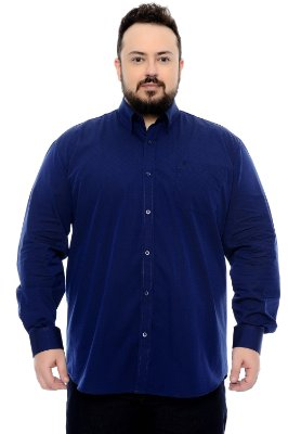 Camisa Plus Size Heitor