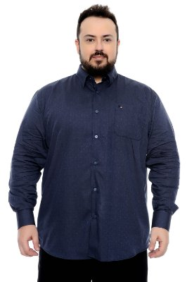 Camisa Plus Size Eliel