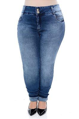 Calça Jeans Plus Size Marcelle