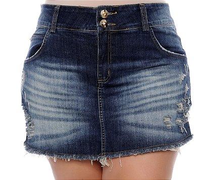 Shorts Saia Jeans Plus Size Fathima