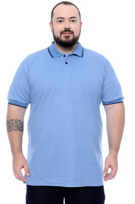 Polo Plus Size Eliseu