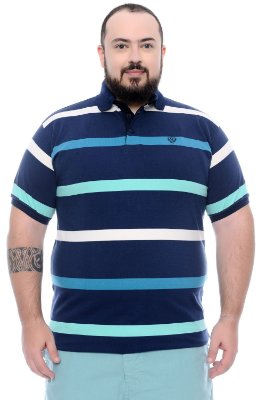 Polo Plus Size Erik