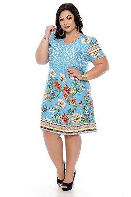 Vestido Plus Size Keulya