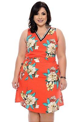 Vestido Plus Size Lyanna
