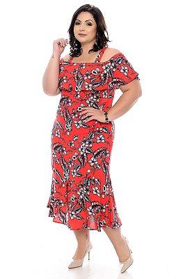 Vestido Plus Size Salomeh