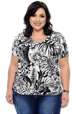 Blusa Plus Size Loyanne