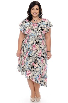 Vestido Plus Size Zuilla