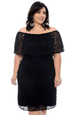 Vestido Plus Size Lellis