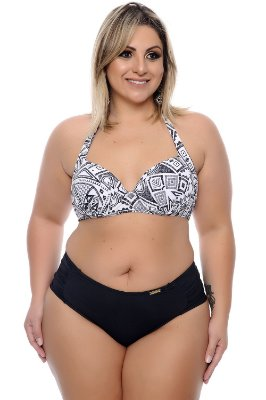 Top Plus Size Mauí