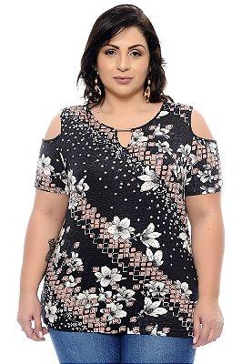 Blusa Plus Size Lyvia