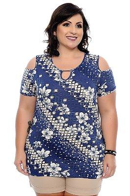 Blusa Plus Size Yanna