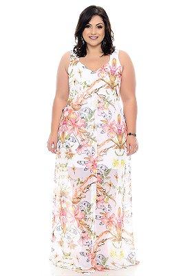Vestido Plus Size Naisy