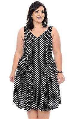 Vestido Plus Size Loyolla