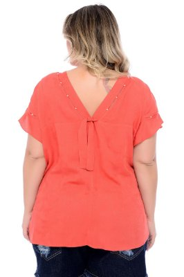Blusa Plus Size Kori