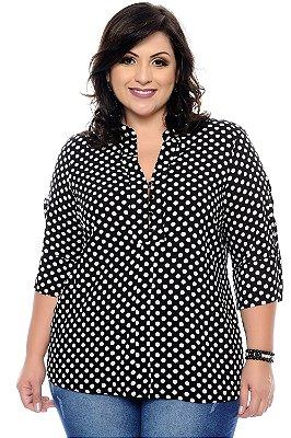 Camisa Plus Size Ryalla