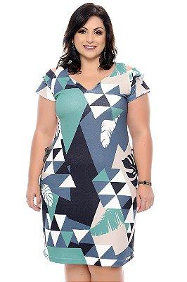 Vestido Plus Size Emelin