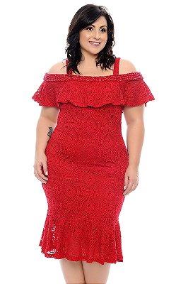 Vestido Plus Size Irina
