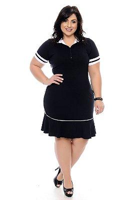 Vestido Plus Size Chella