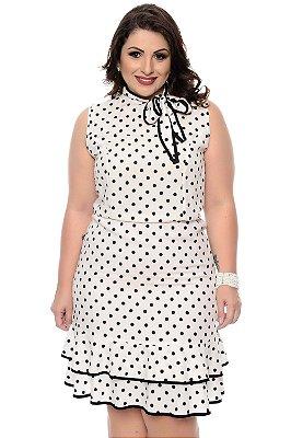 Vestido Plus Size Sheile