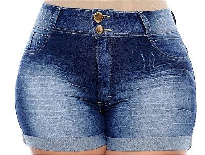 Shorts Jeans Plus Size Hunkel