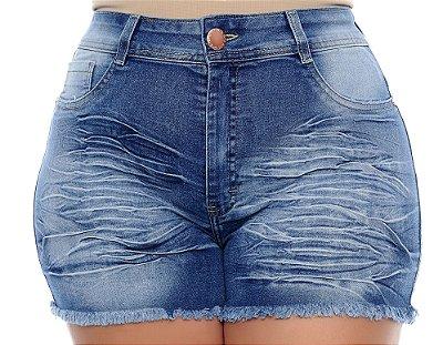 Shorts Plus Size Siange