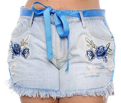 Shorts Jeans Plus Size Zaney