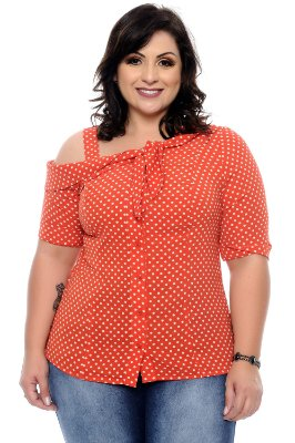 Blusa Plus Size Dalari