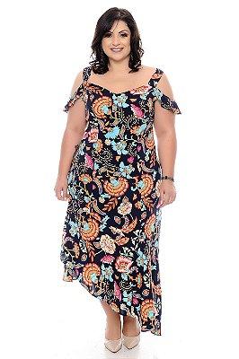 Vestido Plus Size Kessyta