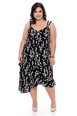 Vestido Plus Size Ayala
