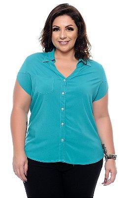 Camisa Plus Size Luzy