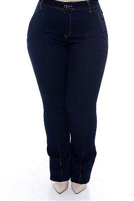 Calça Jeans Flare Plus Size Leiner