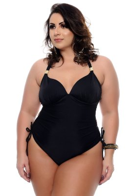 Maiô Plus Size Andros