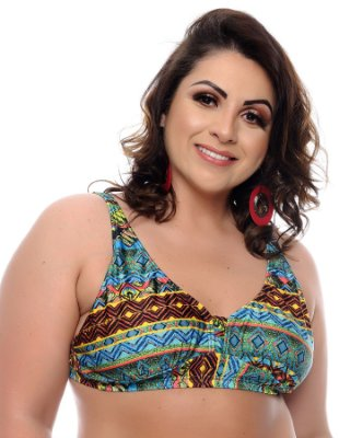 Top Avulso Plus Size Baracoa
