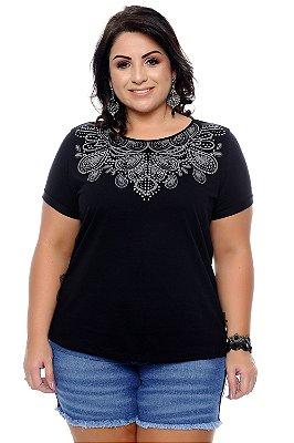 Blusa Plus Size Akemi