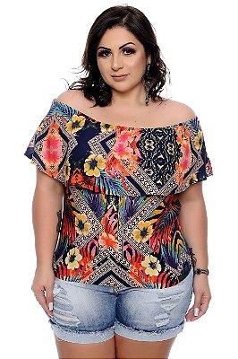 Blusa Plus Size Lupita