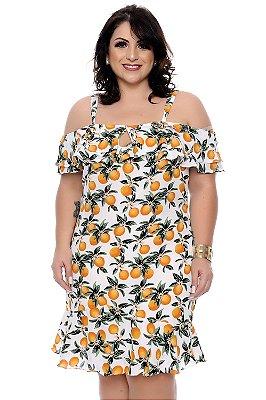 Vestido Plus Size Vanyle