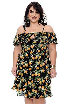 Vestido Plus Size Raire