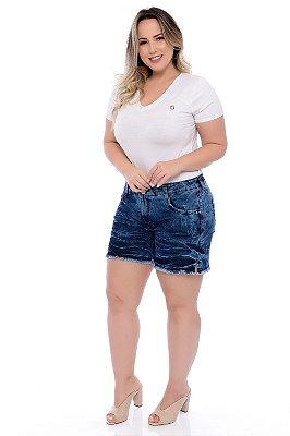 Shorts Jeans Plus Size Abenize
